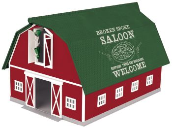 Barn - Broken Spoke Saloon