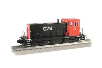 Canadian National #30 - GE 70-Ton Scale Diesel