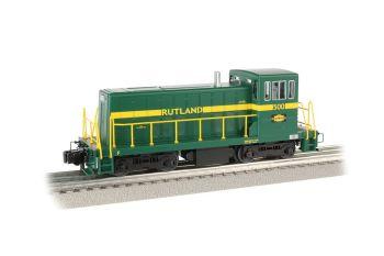 Rutland #500- GE 70-Ton Scale Diesel