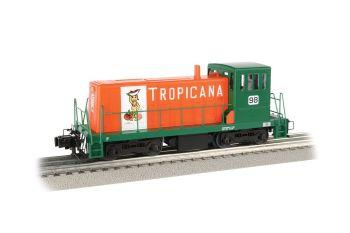 Tropicana #98- GE 70-Ton Scale Diesel