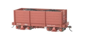 18 ft. High-Side Gondola - Oxide Red, Data Only (2 per box)