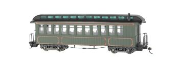 Olive, Unlettered - Coach/Obser. w/ Lighted interior