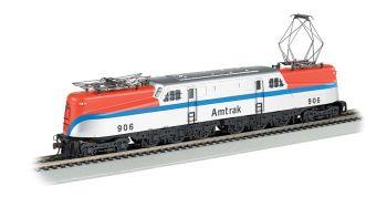 Amtrak #906-DCC Sound Value (HO GG1)