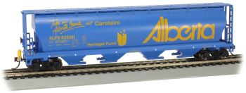 Alberta #628311 - Carstairs - Cylindrical Grain Hopper with FRED