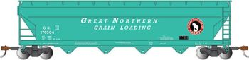 Great Northern #171304 (Glacier Green) - 56' ACF Hopper