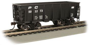 Penn Central #501273 - Ore Car (HO Scale)