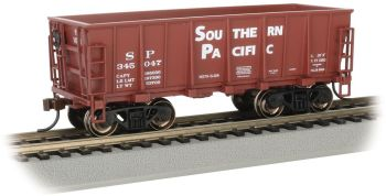 Southern Pacific  #345047 - Ore Car (HO Scale)