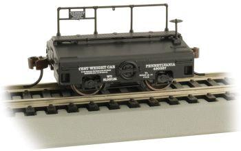 Pennsylvania RR- Test Weight Car #490387