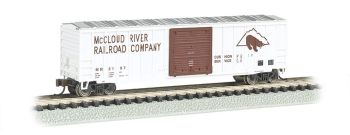 McCloud River - ACF 50.5' Outside Braced Box Car