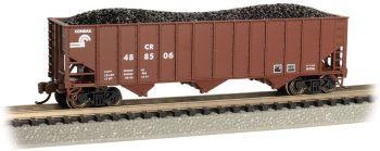 Conrail #488506 100t 3-Bay Hopper
