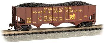 Pennsylvania Power & Light #286 100t 3-Bay Hopper