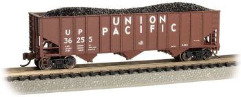 Union Pacific #36255 100t 3-Bay Hopper