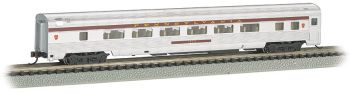 PRR #1572 - 85' Coach with Lighted Interior