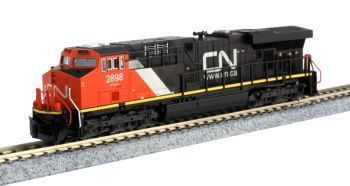 GE ES44AC Canadian National #2898 w/ Ready-to-Run DCC