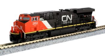 GE ES44AC Canadian National #2952 w/ Ready-to-Run DCC