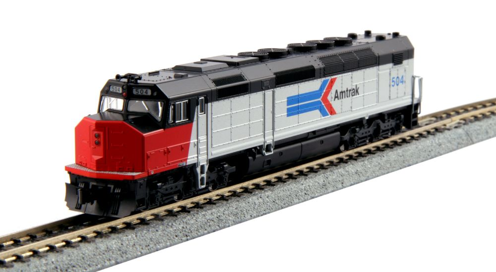 EMD SD40PF