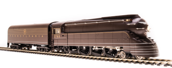 Streamlined PRR K4, #3768, 1936 Version, Bronze Paint, Low-mounted Keystone, 180P75 Tender, Paragon3 Sound/DC/DCC
