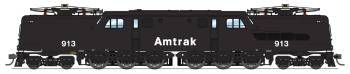 Amtrak GG1 Electric, #913, Black w/ White Lettering, Paragon3 Sound/DC/DCC