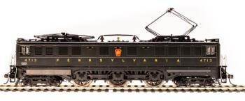 PRR P5a Boxcab 4738 Freight Paragon3 Sound/DCC