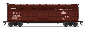 C&O Stock Car, Hog Sounds