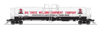 Cryogenic Tank Car, Big 3 Welding Equipment, 2-pack