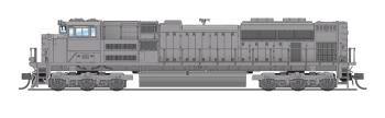 EMD SD70ACe, Unpainted, UP Type, Paragon3 Sound/DC/DCC