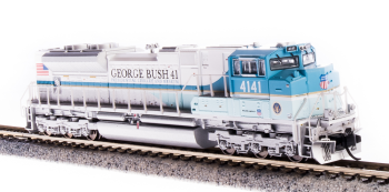EMD SD70ACe, UP #4141, George Bush 41st President, Original Version, Paragon3 Sound/DC/DCC