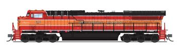 GE AC6000, SP #600, Daylight Colors, Paragon3 Sound/DC/DCC