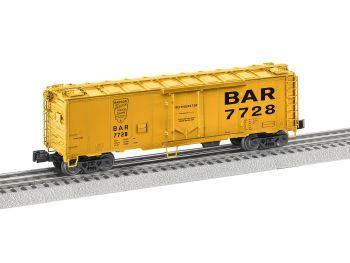 40' Plug Door Reefer BAR #7728