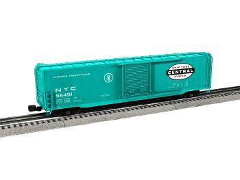 60'Single Door Boxcar NYC #56451