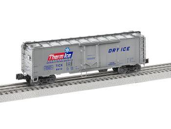 40' Plug Door Reefer Therm Ice #8910