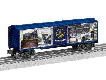 B&O 190th Anniversary Boxcar