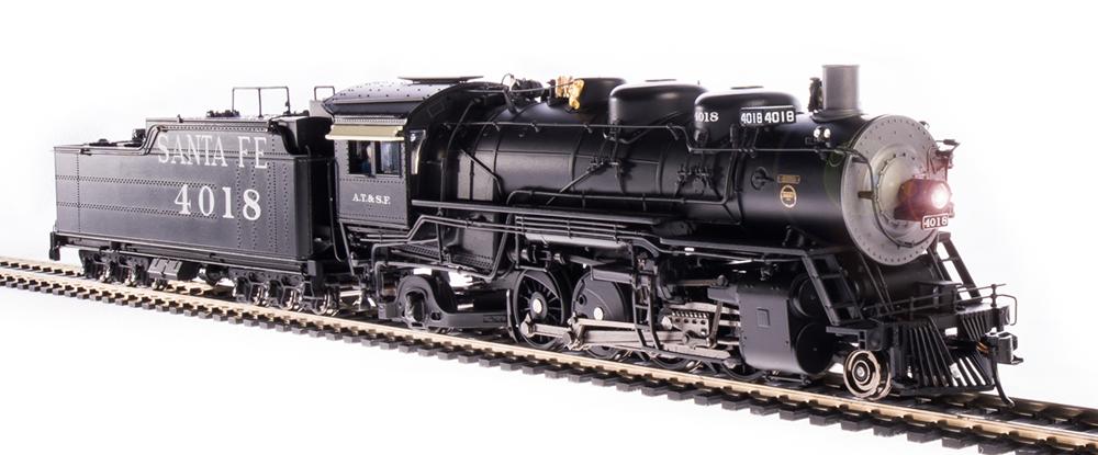 4000 Class 2-8-2