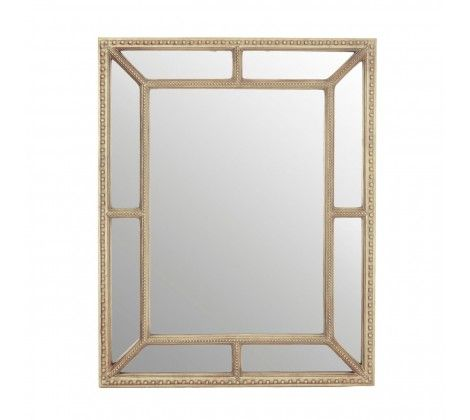 Classic Edged Wall Mirror