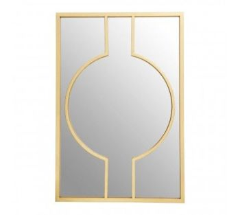 Farran Deco Wall Mirror