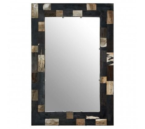 Relic Small Tile Wall Mirror