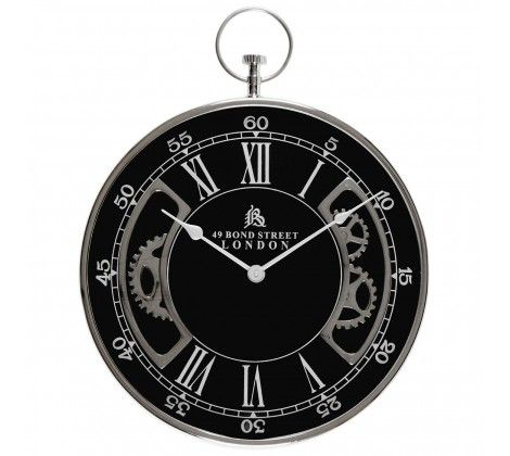 Hampstead Pocket Style Wall Clock
