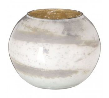Rhea Hurricane Glass Candle Holder