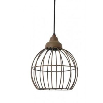 Benthe Wire Hanging Lamp