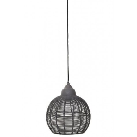 Milla Cement Hanging Light