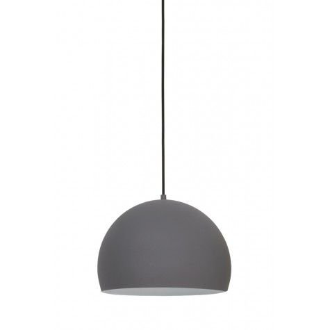 Jaicey Grey Round Hanging Light