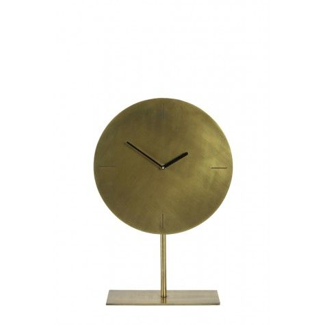 Waiwo Clock on Base