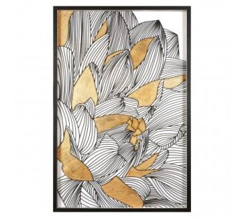 Modello Framed Botanical Wall Art