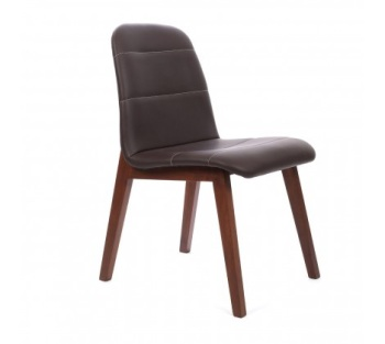 Chocolate & Walnut Dining Chair