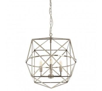 Kamara Hexagonal Chandelier