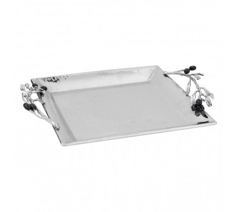 Meressa Square Serving Tray