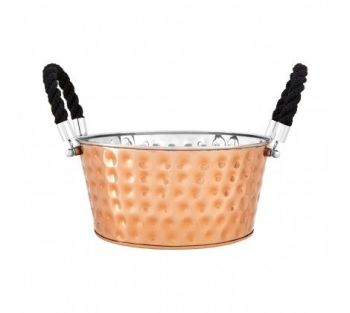 Miressa Large Copper Party Bucket