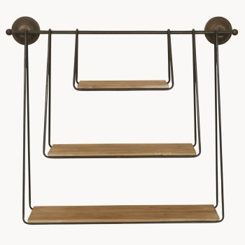 Lynfield Three Tiered Swing Shelf