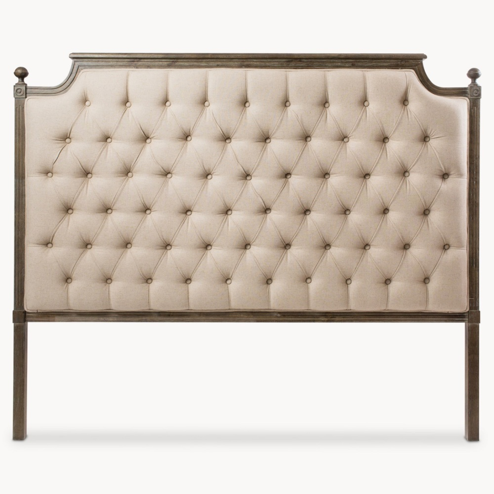 Stanley Large Padded Headboard