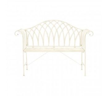 Finchwood Jardin Bench Curve